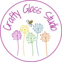 Crafty Glass Studio Logo